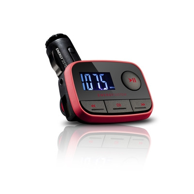 Energy™ Car MP3 f2 Racing Red